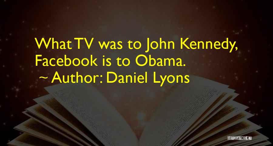 Daniel Lyons Quotes 1540074