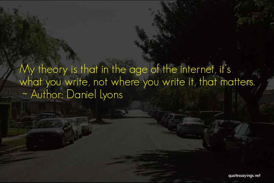 Daniel Lyons Quotes 1584874