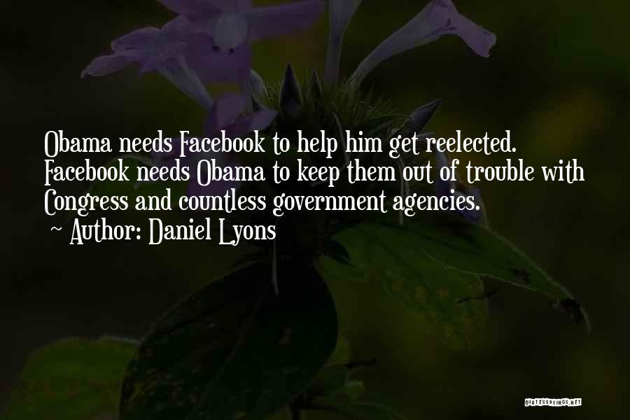 Daniel Lyons Quotes 381133