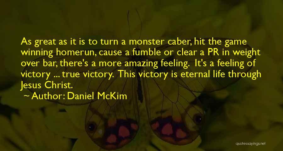 Daniel McKim Quotes 1380973