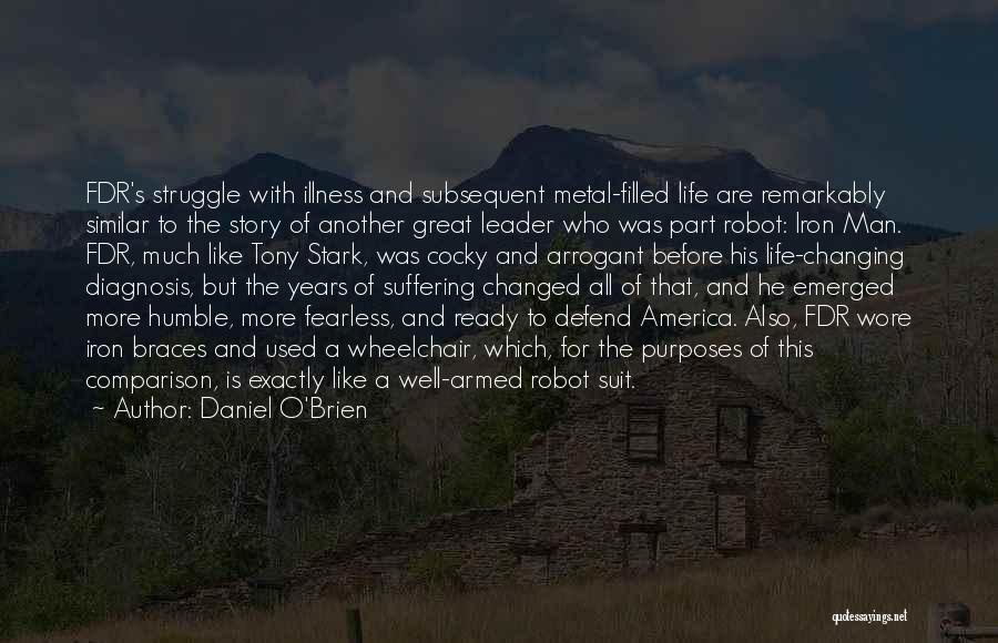 Daniel O'Brien Quotes 257594