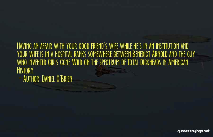 Daniel O'Brien Quotes 894727