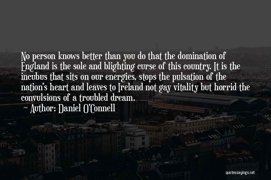 Daniel O'Connell Quotes 1125497