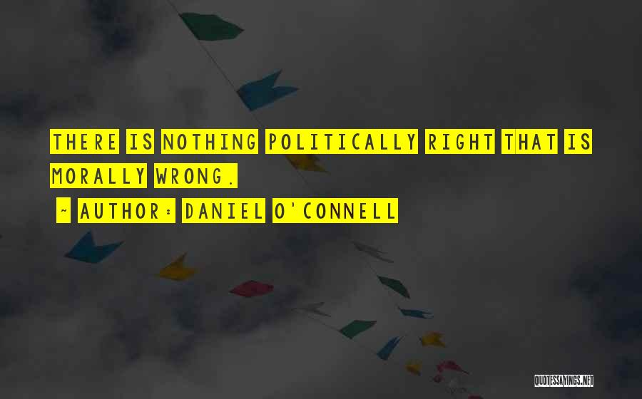 Daniel O'Connell Quotes 1851158