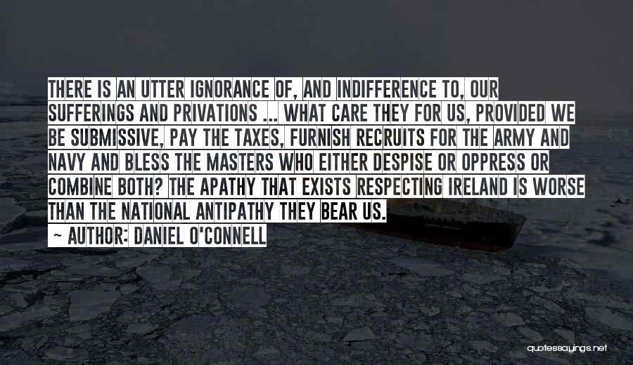 Daniel O'Connell Quotes 537753