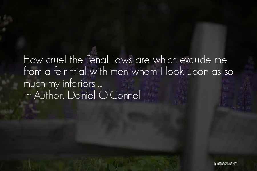 Daniel O'Connell Quotes 761239