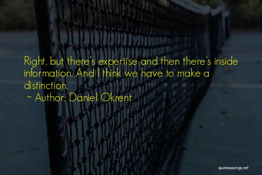 Daniel Okrent Quotes 86010