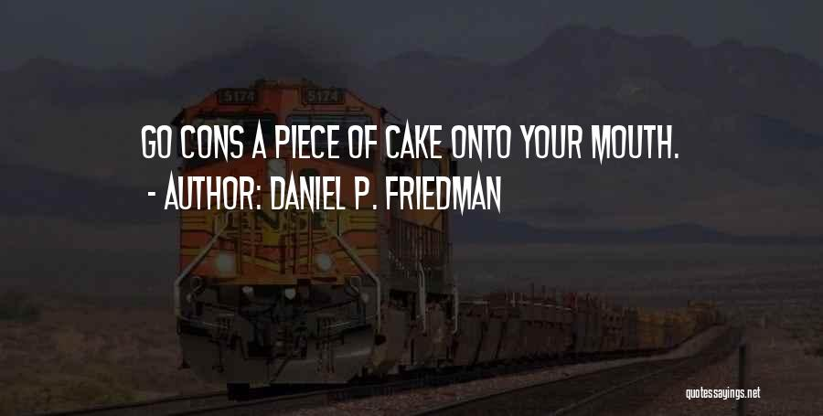 Daniel P. Friedman Quotes 1039540