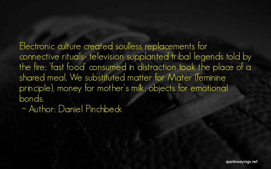 Daniel Pinchbeck Quotes 1118635