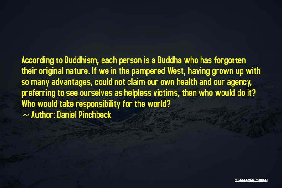 Daniel Pinchbeck Quotes 1334171