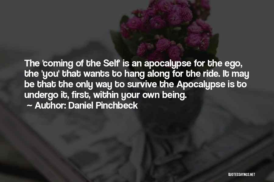 Daniel Pinchbeck Quotes 426444