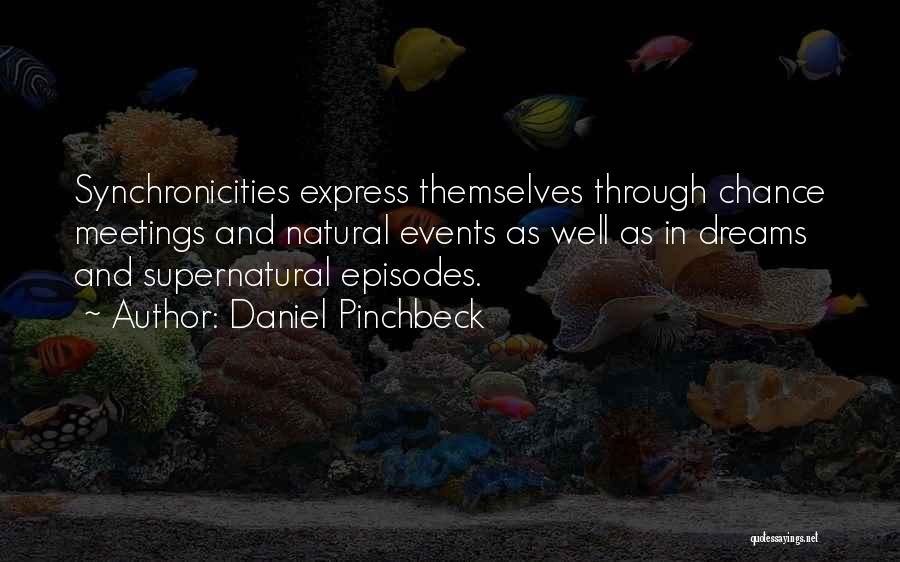 Daniel Pinchbeck Quotes 677248