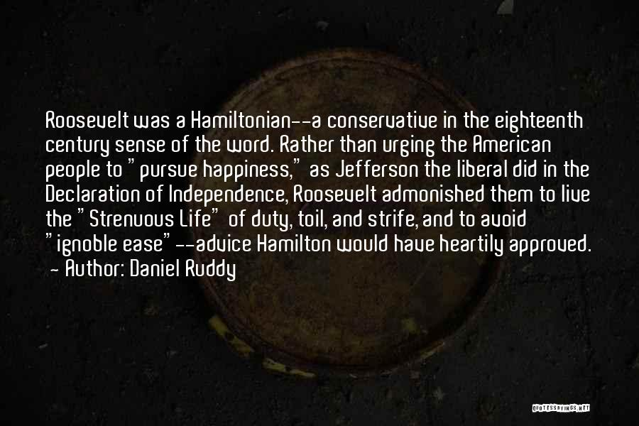 Daniel Ruddy Quotes 1774301