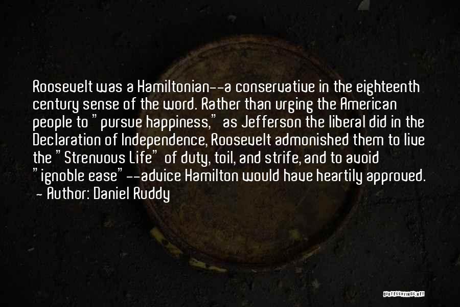 Daniel Ruddy Quotes 1774301