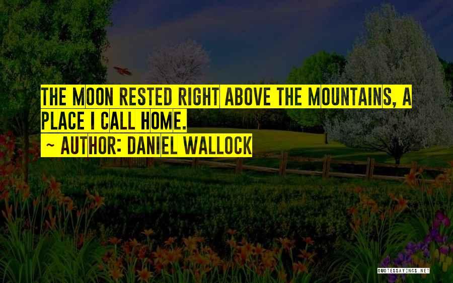 Daniel Wallock Quotes 1253967