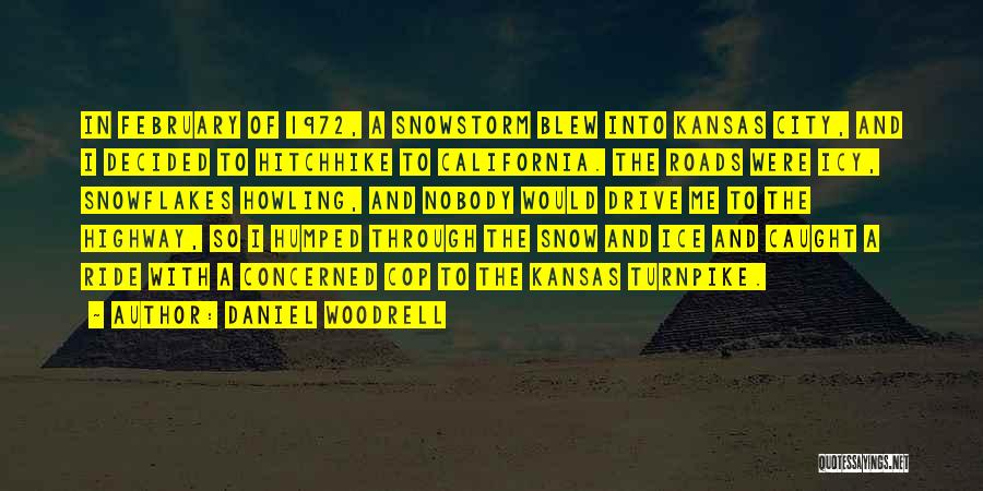 Daniel Woodrell Quotes 1408647