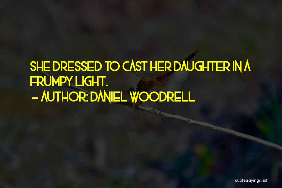 Daniel Woodrell Quotes 1633889