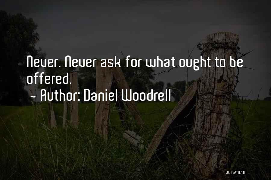 Daniel Woodrell Quotes 1675842