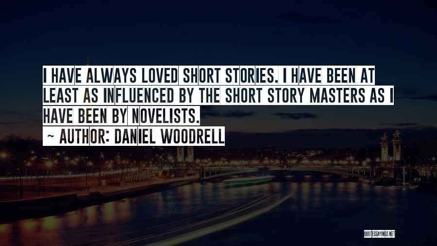 Daniel Woodrell Quotes 1711262