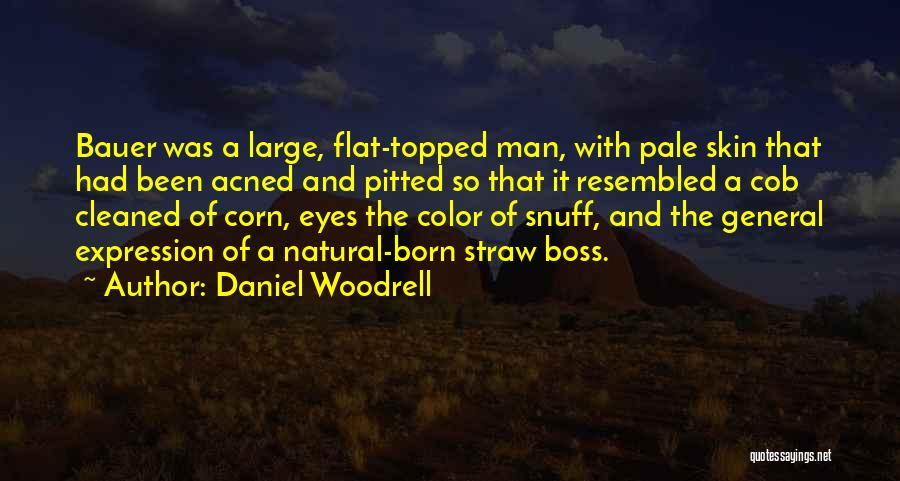 Daniel Woodrell Quotes 1766181