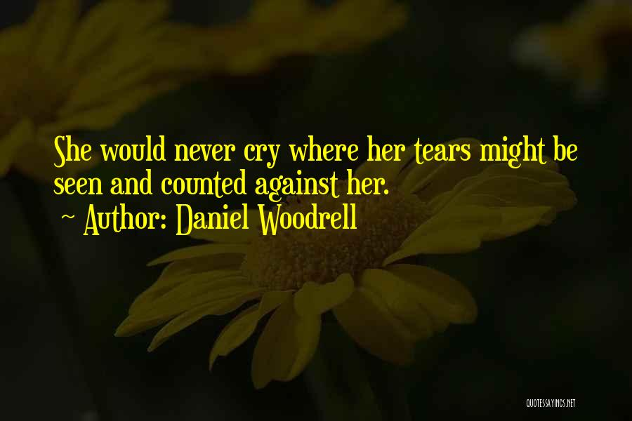 Daniel Woodrell Quotes 1800069