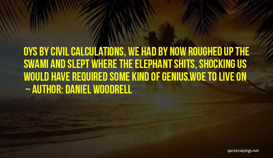 Daniel Woodrell Quotes 1883245