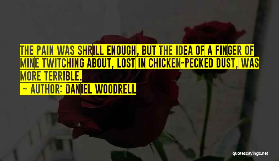 Daniel Woodrell Quotes 1910249