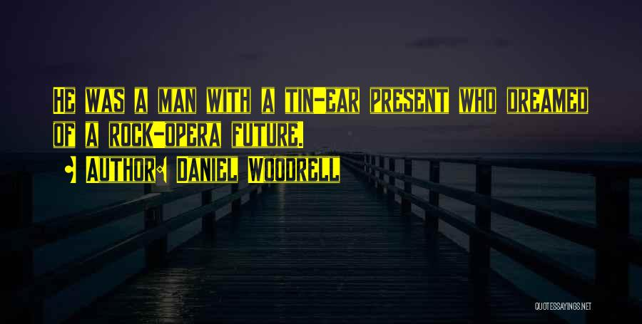 Daniel Woodrell Quotes 2041531