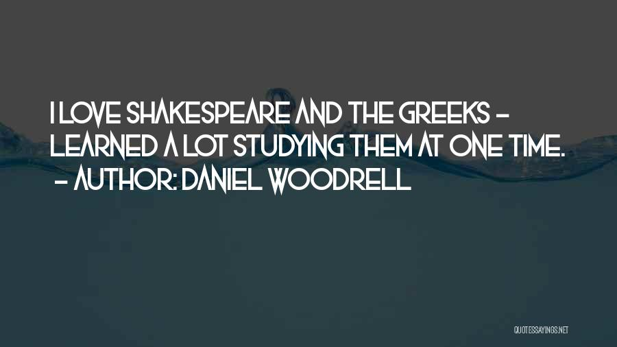 Daniel Woodrell Quotes 2259396