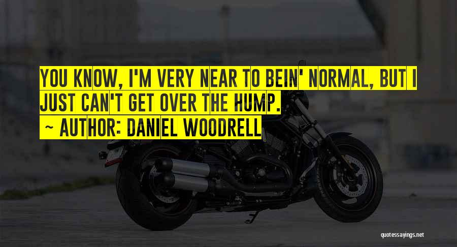 Daniel Woodrell Quotes 308727
