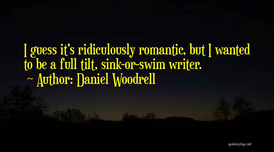 Daniel Woodrell Quotes 364005