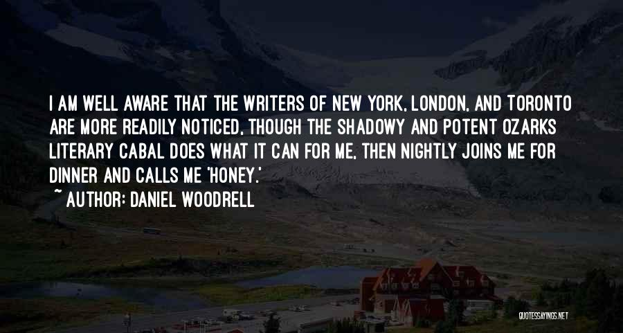 Daniel Woodrell Quotes 890200