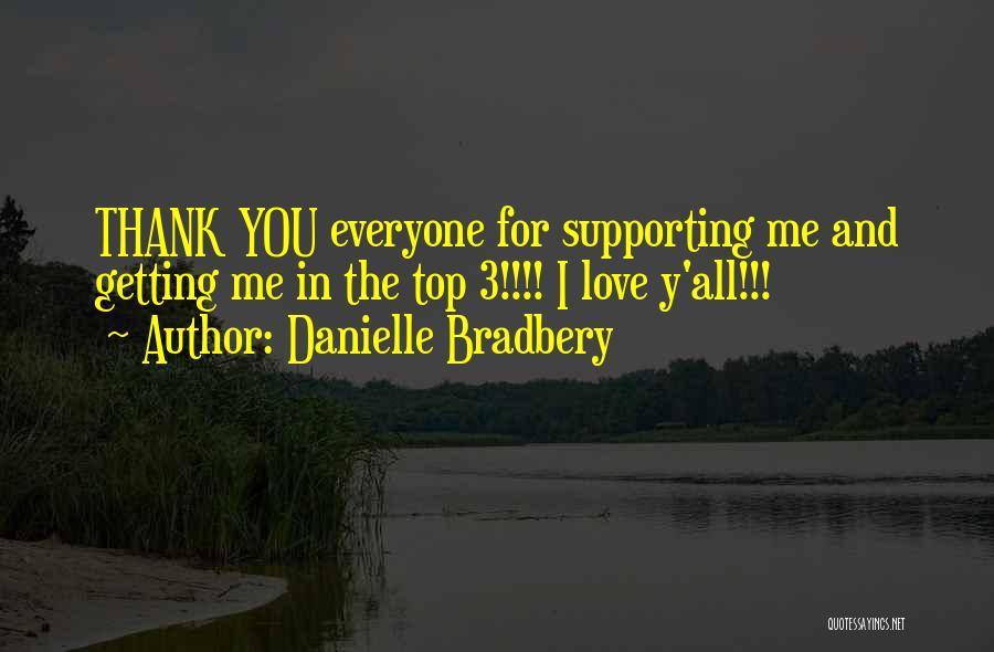 Danielle Bradbery Quotes 600379