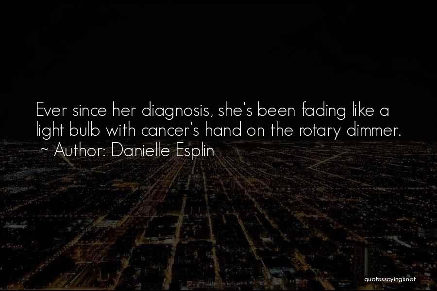 Danielle Esplin Quotes 1362614