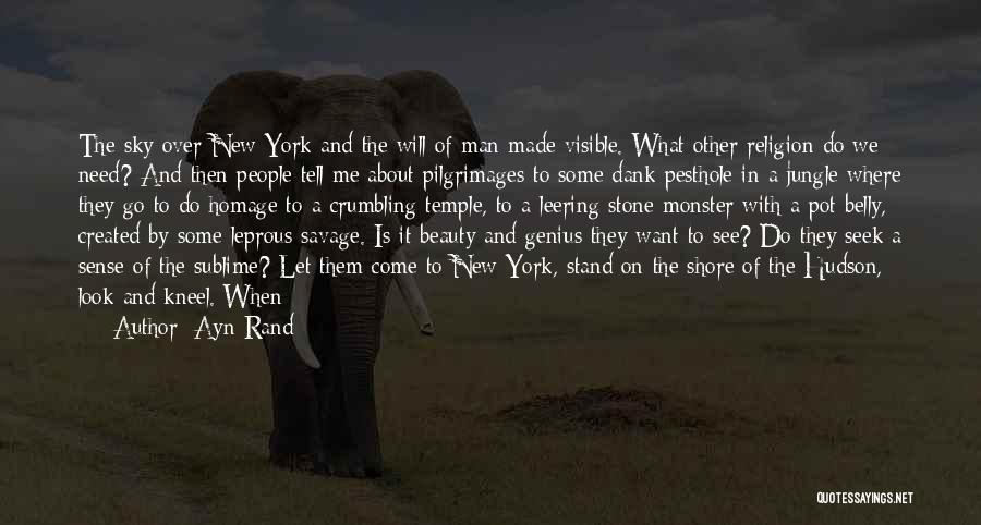 Dank Quotes By Ayn Rand