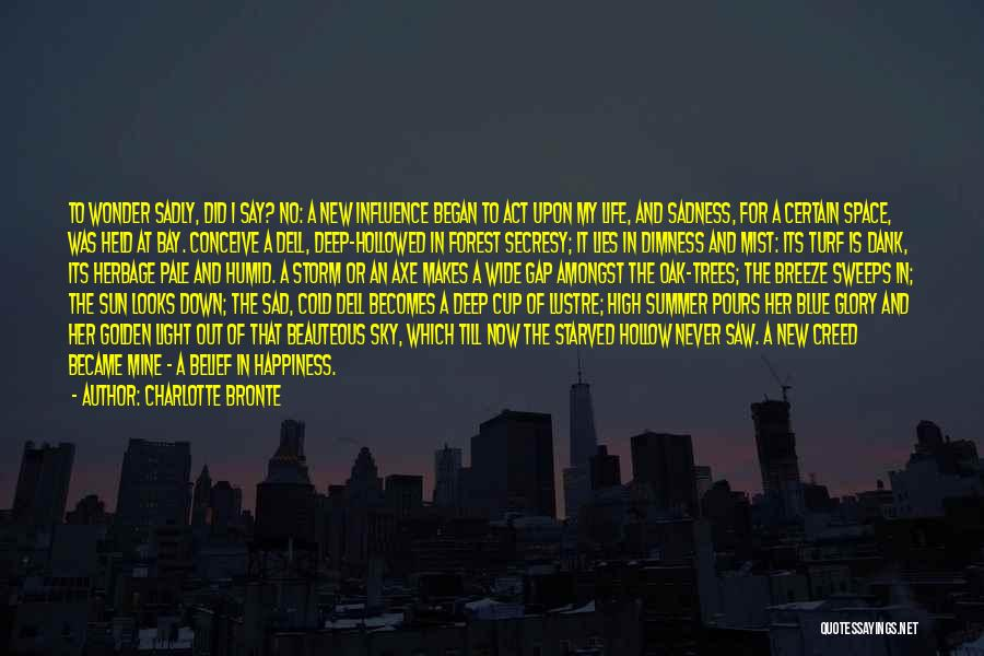 Dank Quotes By Charlotte Bronte