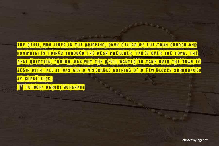 Dank Quotes By Haruki Murakami