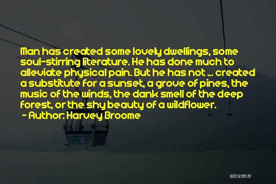 Dank Quotes By Harvey Broome