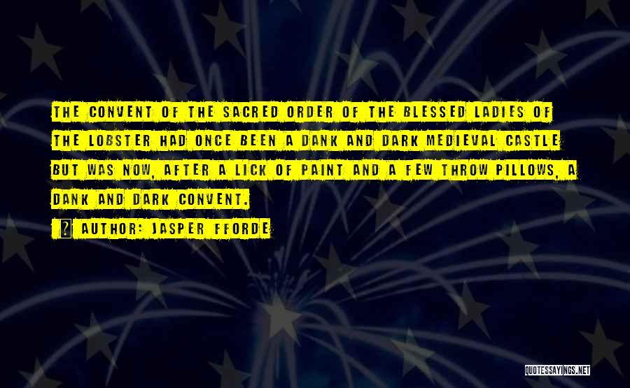 Dank Quotes By Jasper Fforde