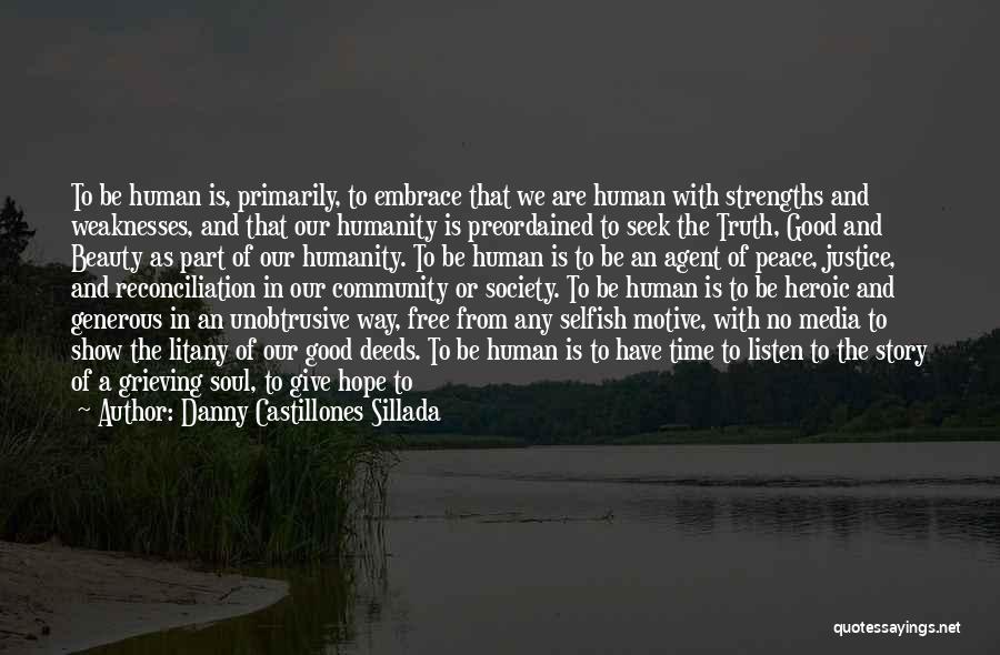 Danny Castillones Sillada Quotes 1170232