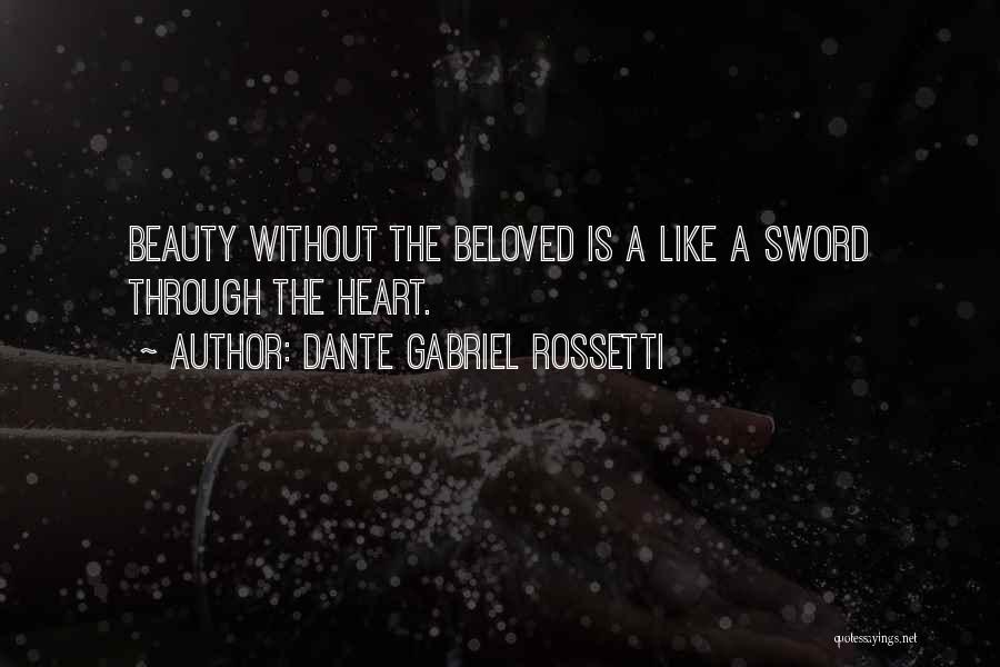 Dante Gabriel Rossetti Quotes 1300535