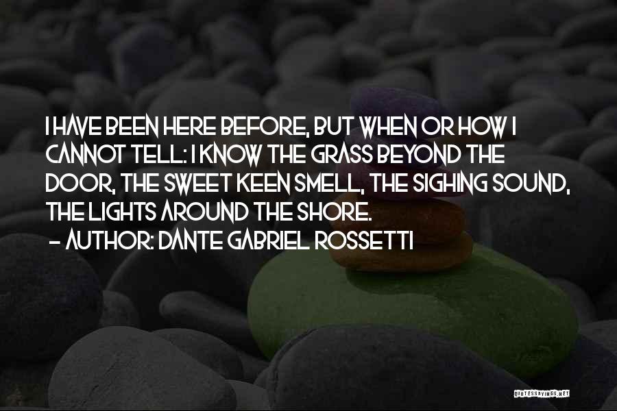 Dante Gabriel Rossetti Quotes 1553517