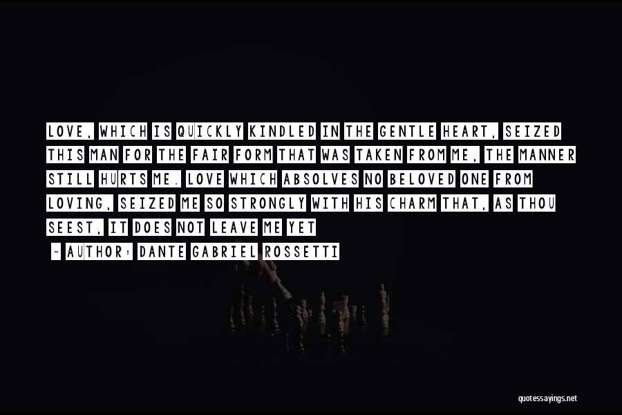 Dante Gabriel Rossetti Quotes 1572227