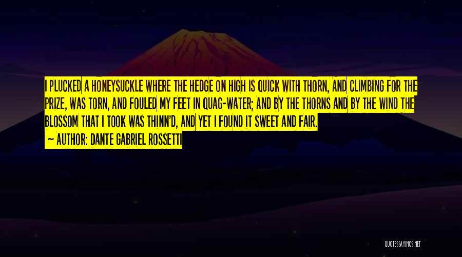Dante Gabriel Rossetti Quotes 1631662