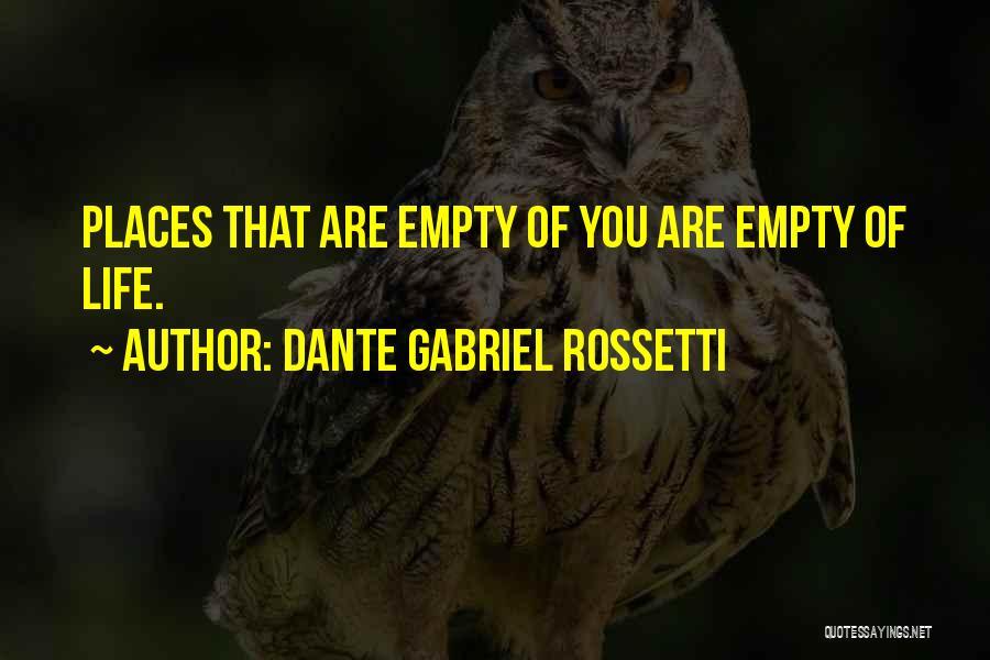 Dante Gabriel Rossetti Quotes 1847846