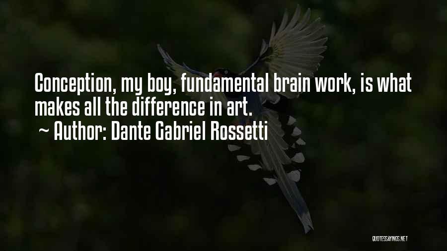 Dante Gabriel Rossetti Quotes 277965