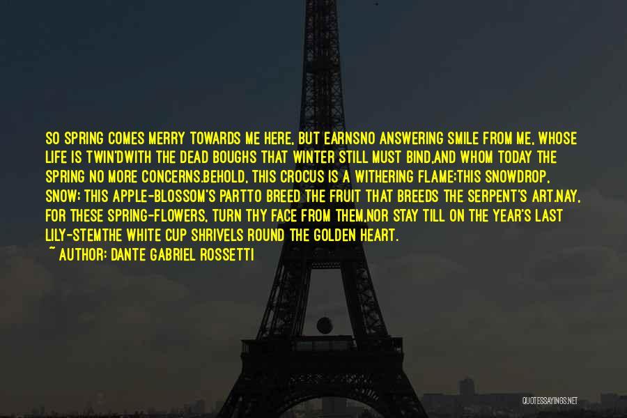 Dante Gabriel Rossetti Quotes 341890