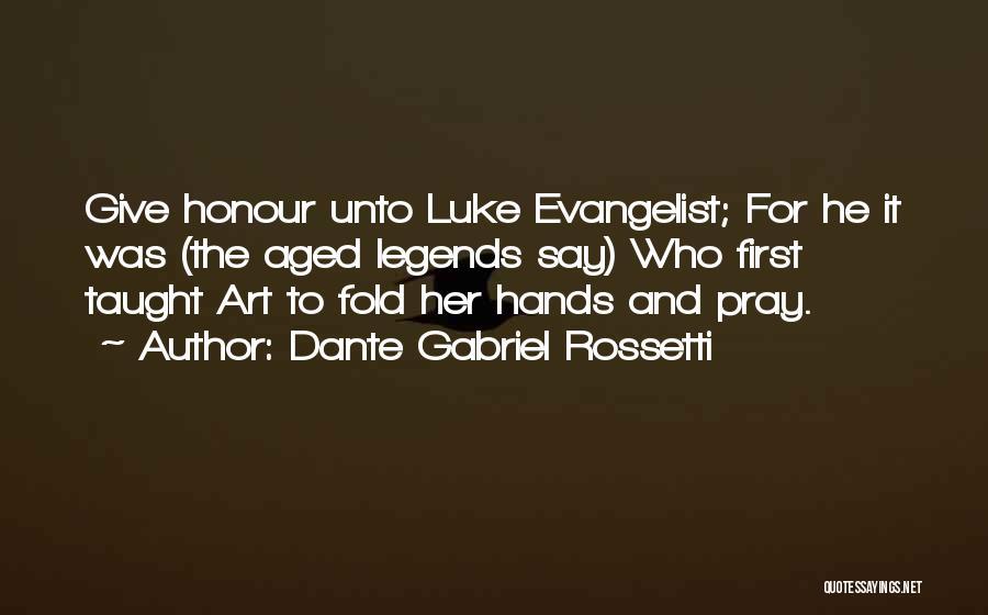 Dante Gabriel Rossetti Quotes 750859