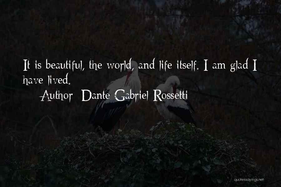 Dante Gabriel Rossetti Quotes 822389