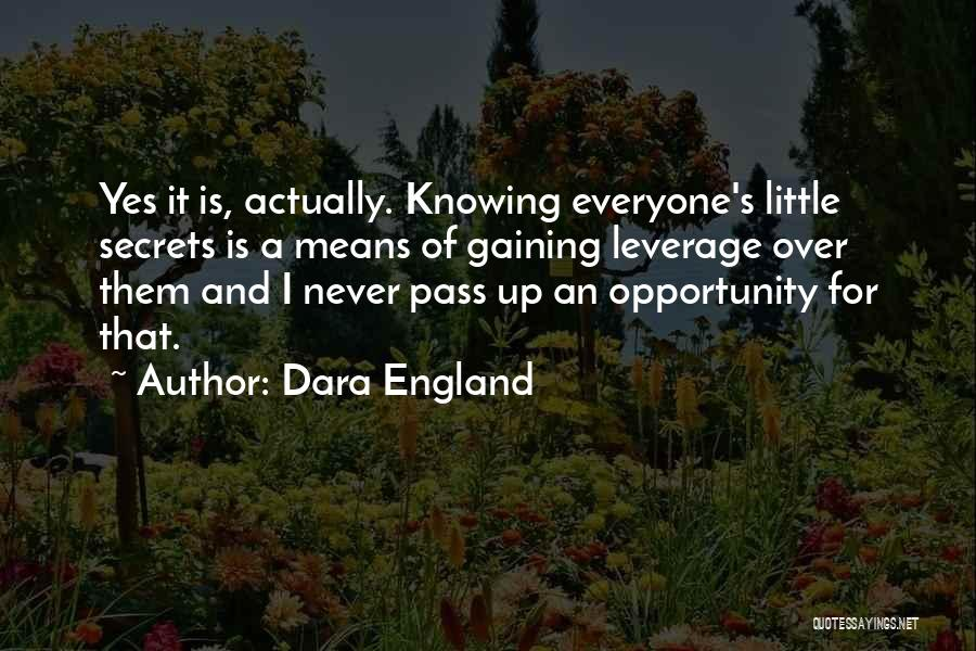 Dara O'briain Quotes By Dara England